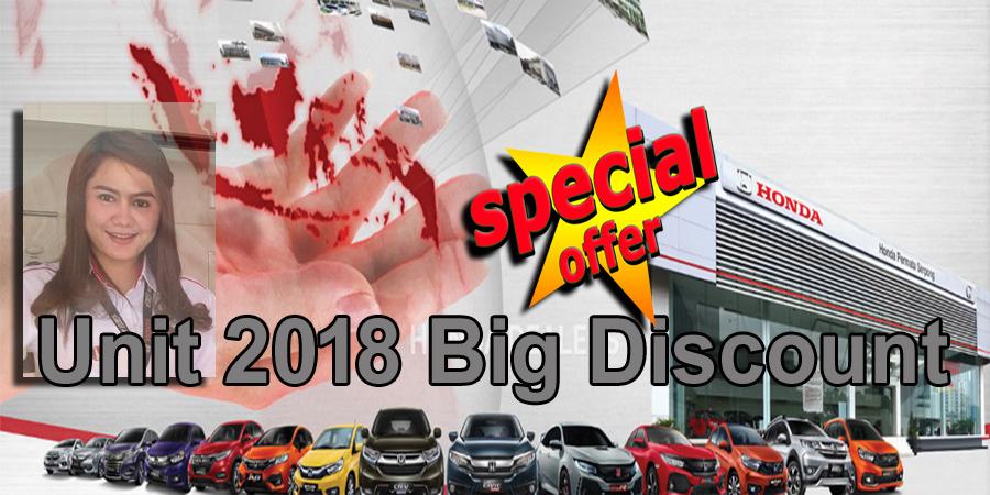 Promo Awal Tahun Honda Banyuwangi 2019